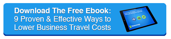 Business Travel Agents Cost Savings