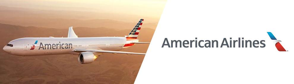 American Airlines banner