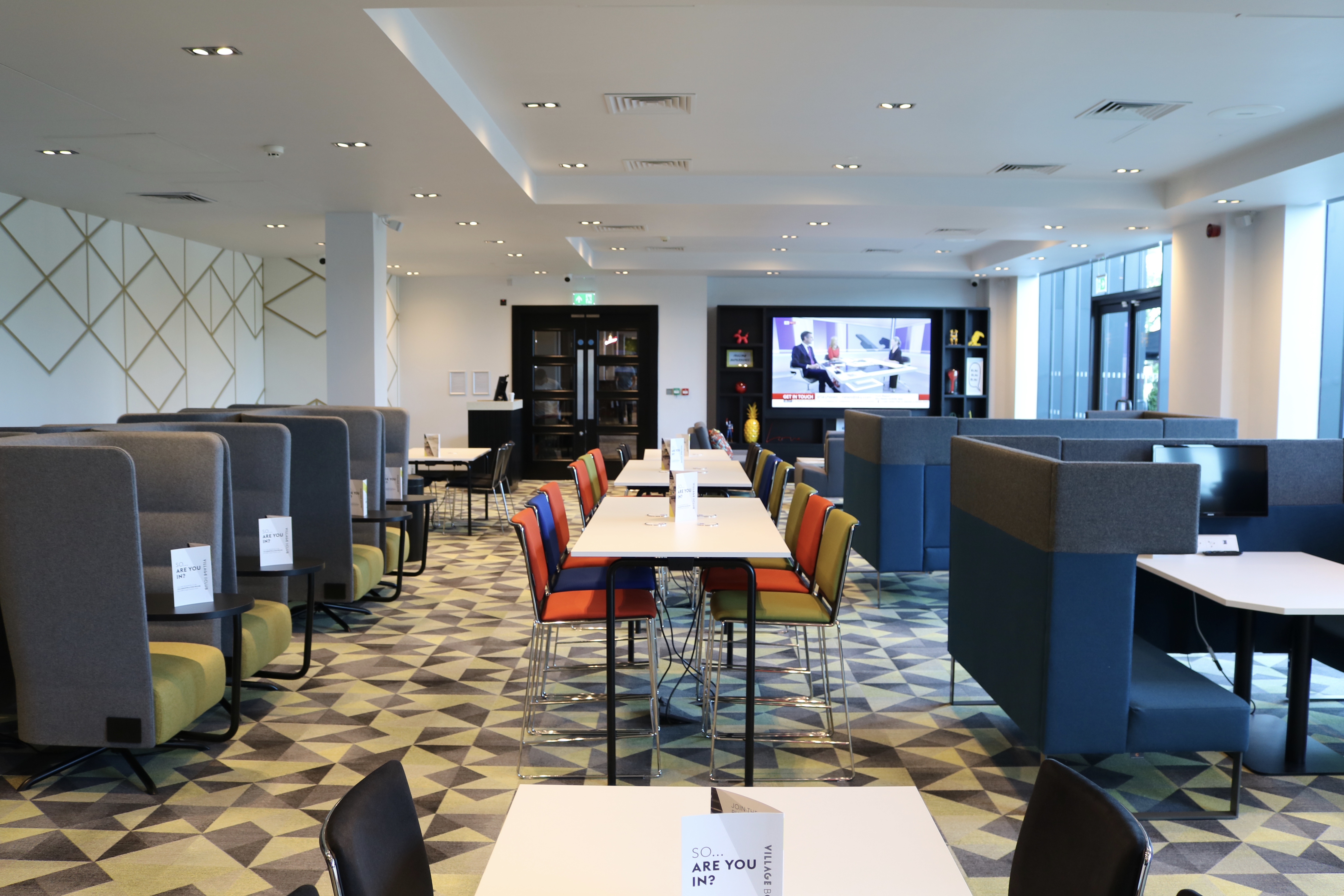 VWorks Business Club - Solihull