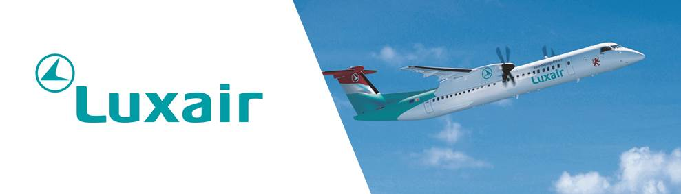 Luxair Banner