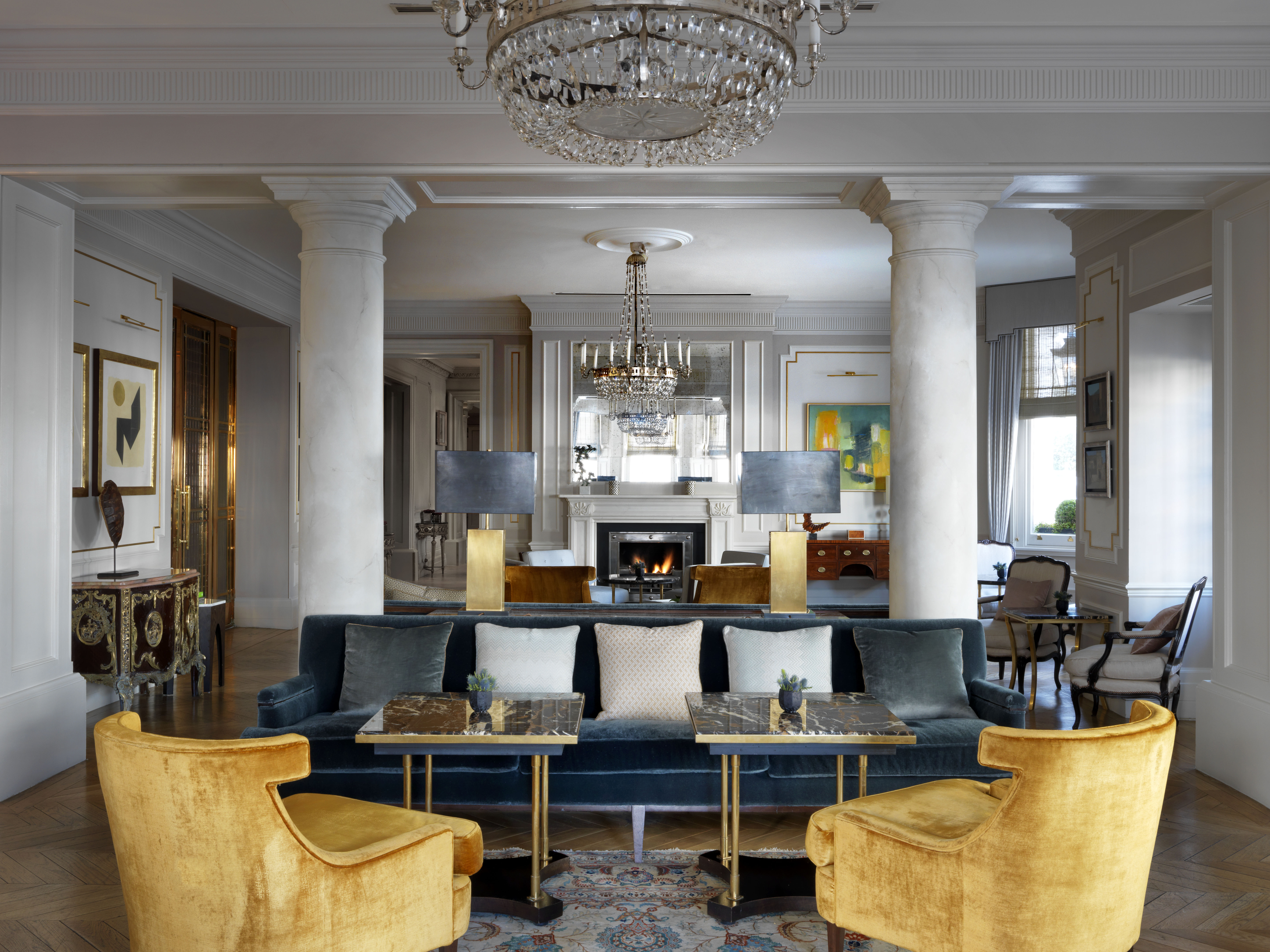 The Kensington - The Drawing Room