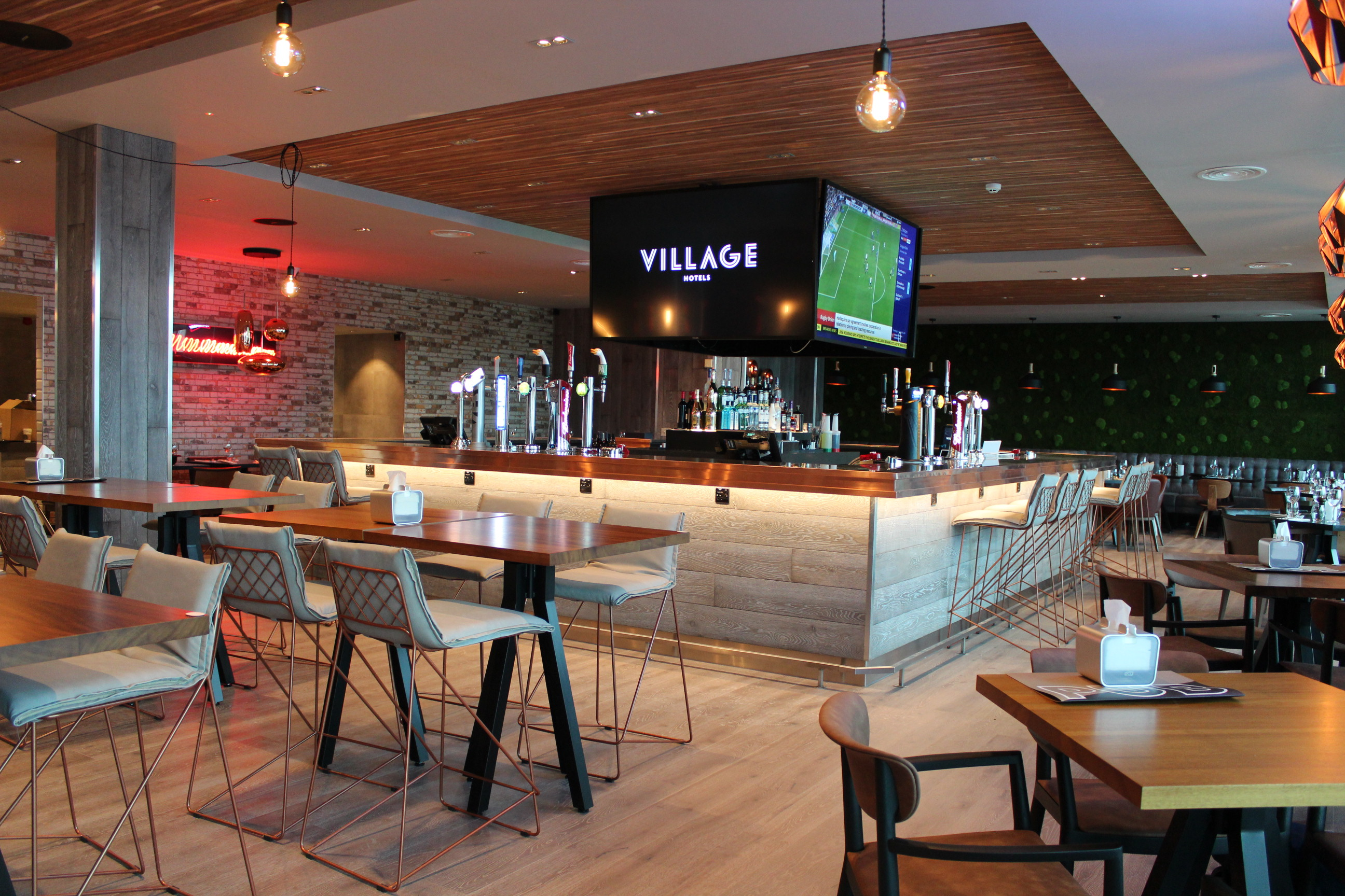 Village Grill - London Watford 2